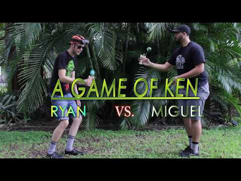 A Game Of Ken: Ryan VS. Miguel