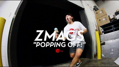 Zach Magnuson - POPPING OFF!