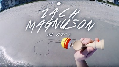Zach Magnuson - POV EDIT #2 - KENDAMA USA