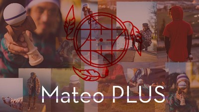 Kendama USA presents - The Mateo PLUS Pro Model