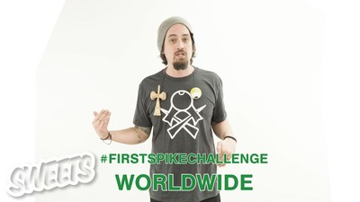 #FirstSpikeChallenge WORLDWIDE (WINNER EVERY MONTH!)