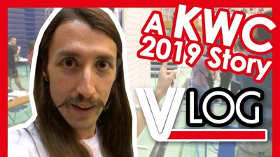 KENDERTAINMENT - Kendama World Cup 2019 - VLOG