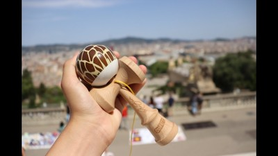 Barcelona Kendama Edit. What do you think of it?
