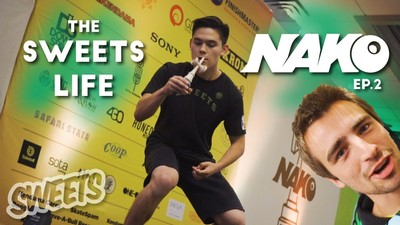 NAKO EDITION: Kendama Competition Day 1 & 2 - The Sweets Life Vlog