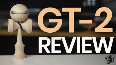 Grain Theory GT-2 Kendama REVIEW and UNBOXING