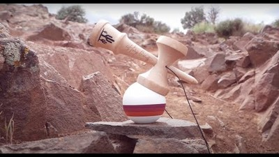 Desert Flowers - A Bish Mod v2 Kendama Release Expression by Keith Matsumura