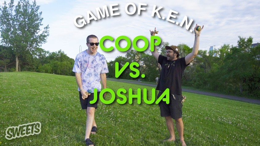 Cooper Eddy vs. Joshua Grove (pt.1) - GAME OF K.E.N.