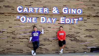 Carter & Gino - One Day Edit