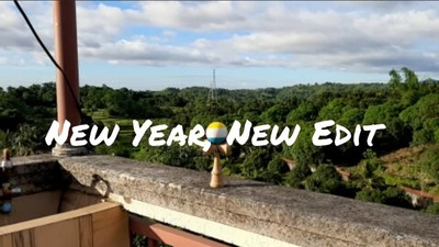 Emil Apostol - New Year, New Edit