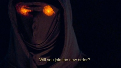 Will you join the new order?