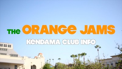 The Orange Jams - Kendama Club Information