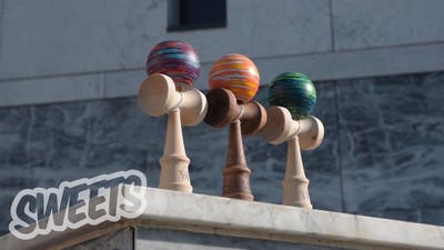 Sweets Kendamas // The Marble