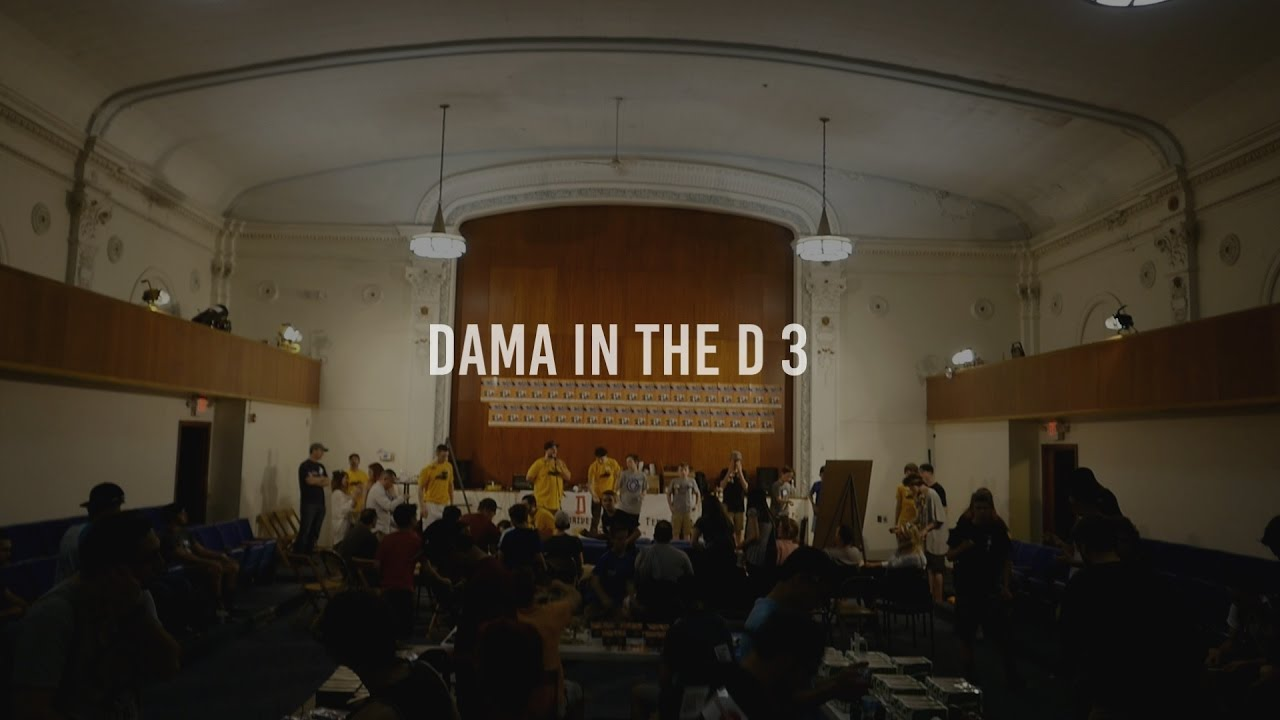 Monk Kendama - Dama in the D 3 Edit