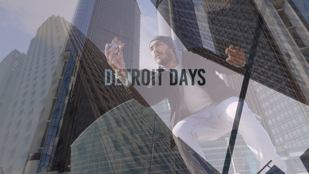 Monk Kendama - Jon Miller - Detroit Days
