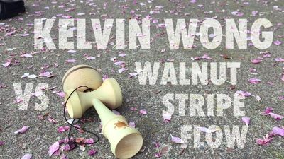 Kelvin Wong vs the Walnut Stripe Flow
