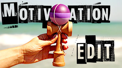 Balance Searcher Edit#3 KENDAMA / LIFE MOTIVATION